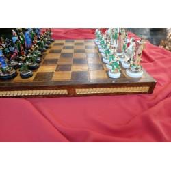 jeu d'échecs Russe